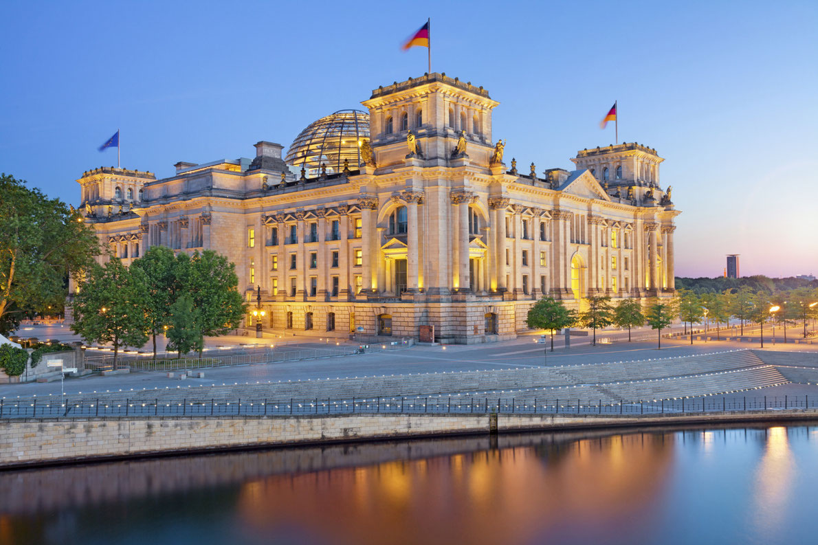 World war II destinations in Europe - Reichstag in Berlin - Copyright Rudy Balasko