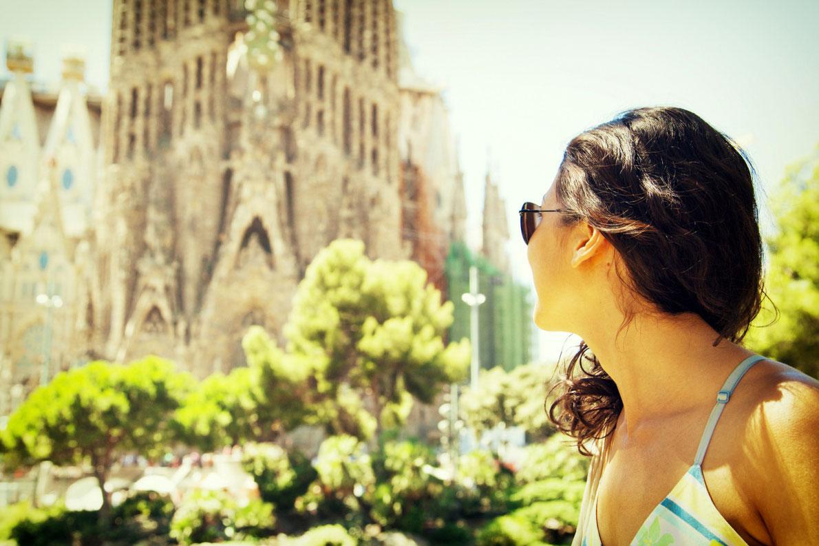آثار شگفت انگیز در اروپا - Sagrada Familia ll