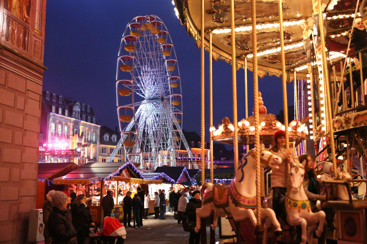 Best Christmas Market in France - Christmas in Mulhouse Copyright Mulhouse Tourisme - European Best Destinations