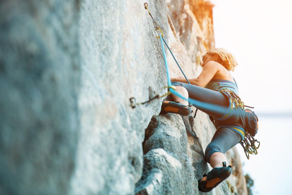 Climbing Croatia Copyright lenina11only