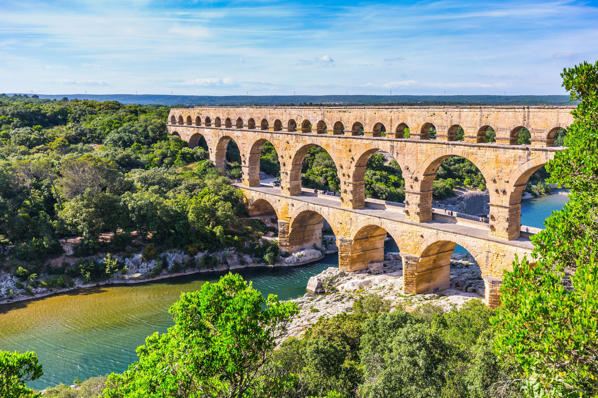 Most beautiful bridges in europe europe 39 s best destinations for Hotel design nimes