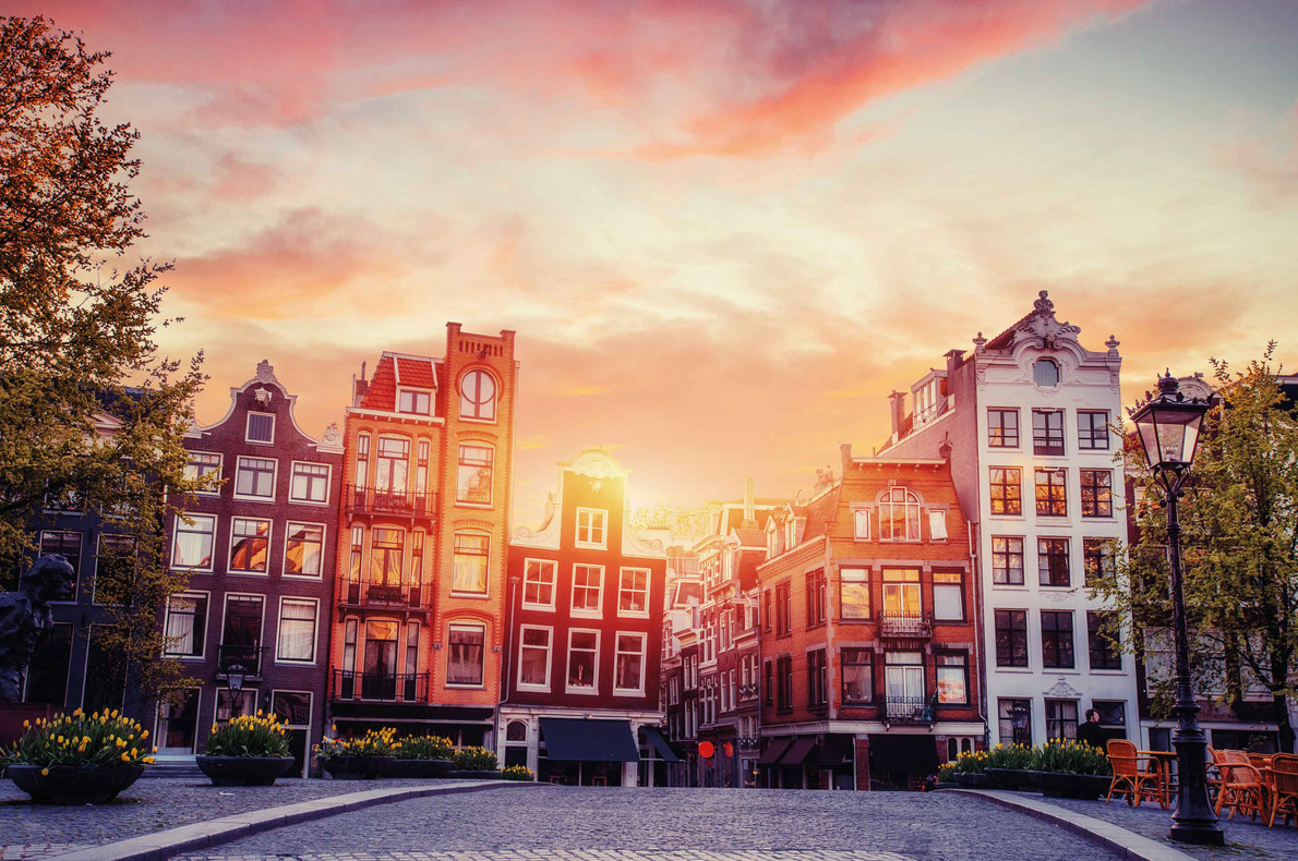 Amsterdam---Best Erasmus Destinations in Europe - European-Best-Destinations---Copyright-Standret-