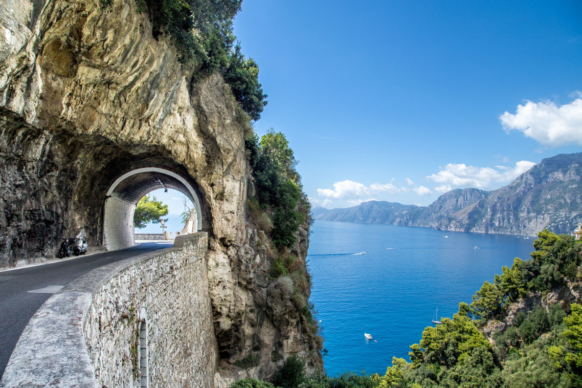 Best Roadtrips in Europe - Amalfi Coast - Copyright Marcelo Alex - European Best destinations