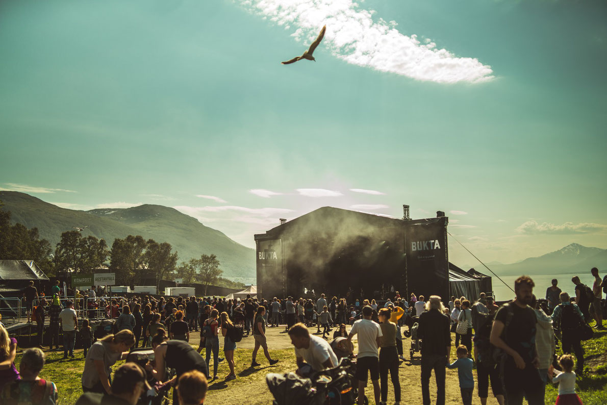 Bukta Open Air Festival - Best summer music festivals in Europe