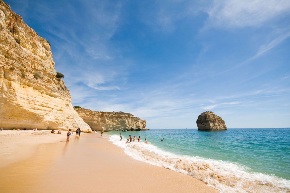 Best beaches in Europe - Praia da Cova Redonda in Algarve - Copyright Dariusz Majgier