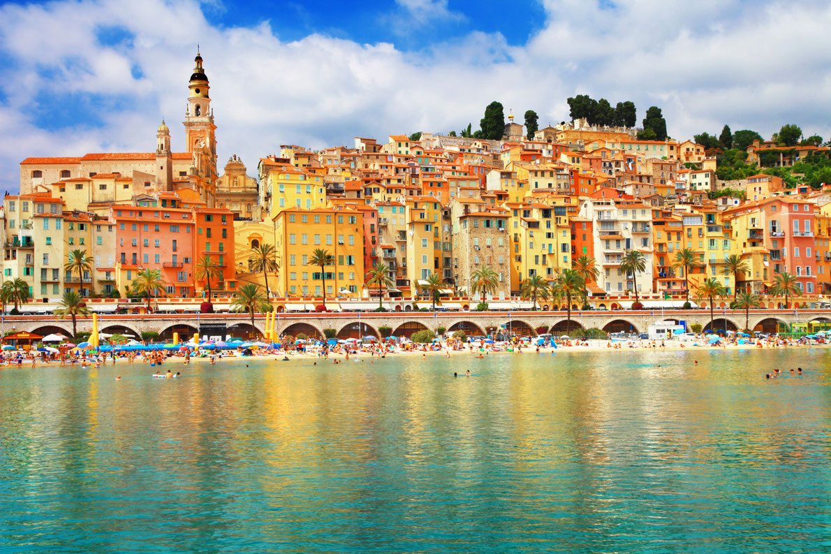 Menton - Best hidden gems in Europe - European Best destinations - Copyright leoks