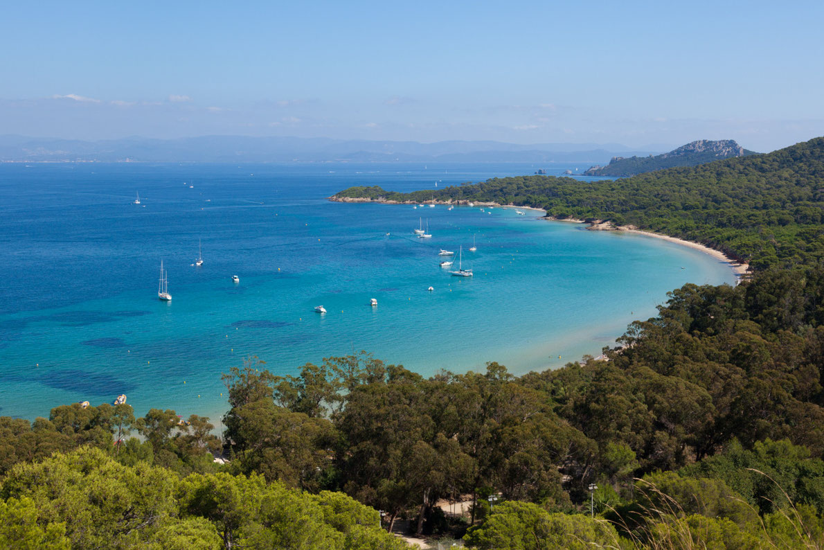 Porquerolles - Copyright Samuel Borges Photography - Best blue water holidays in Europe - European Best destinations