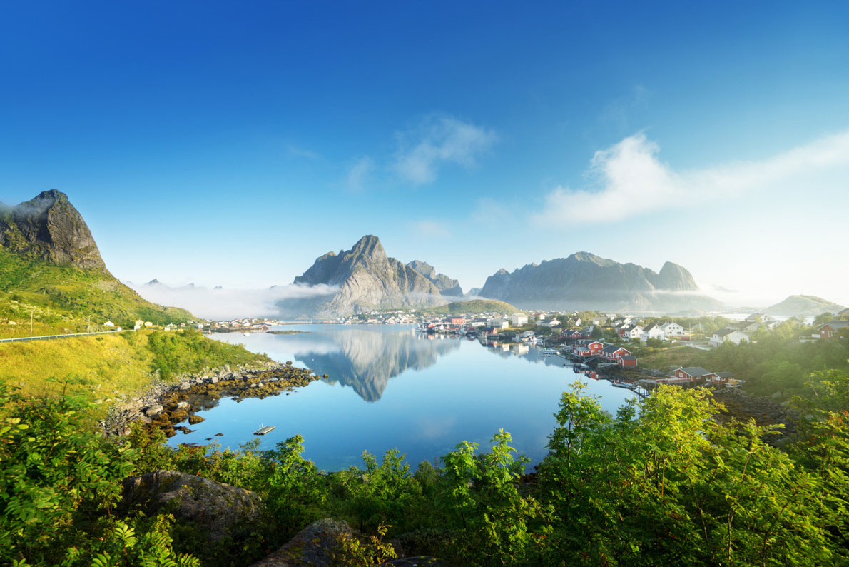 Lofoten - Best hidden gems in Europe - European Best Destinations