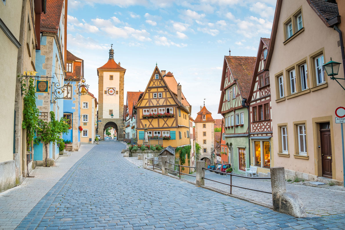 Rothenburg - best hidden gems in Europe European Best Destinations - Copyright Luigi Alesi