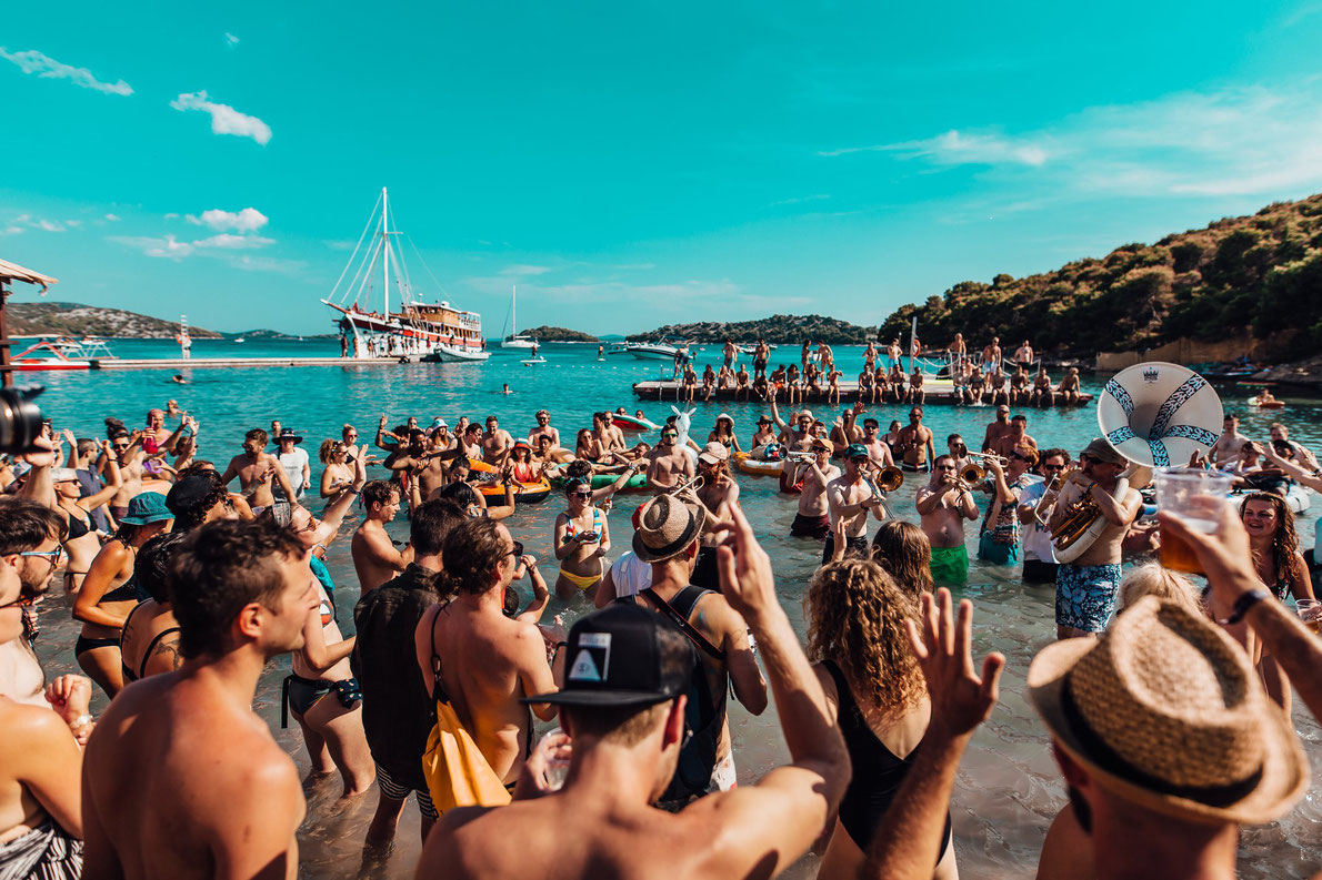 Sound Wave Festival Croatia - Top summer music festivals