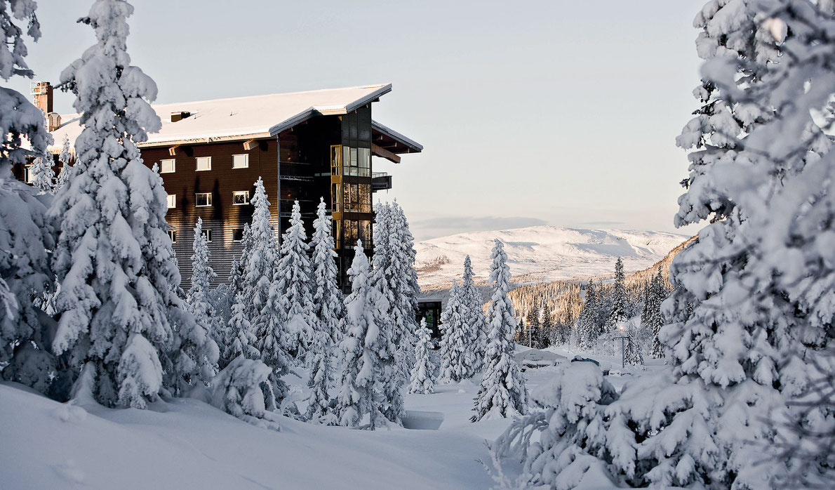 Åre European Best Destinations - Copyright Copperhill Mountain Lodge