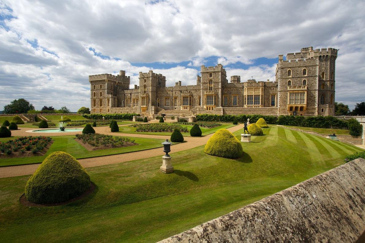 Best castles in Europe - Windsor Castle Copyright sloukam - Copyright Wiener Gasometer - European Best Destinations