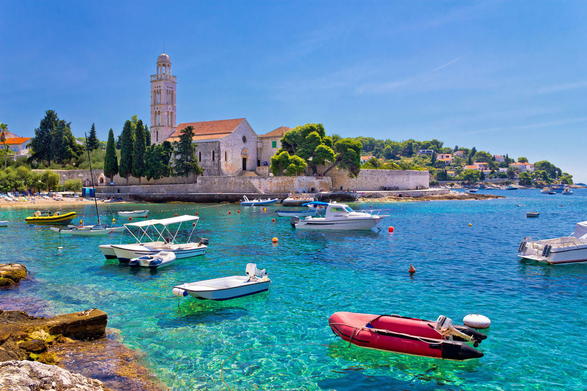 Best islands in Europe - Hvar - Copyright xbrchx - European Best Destinations