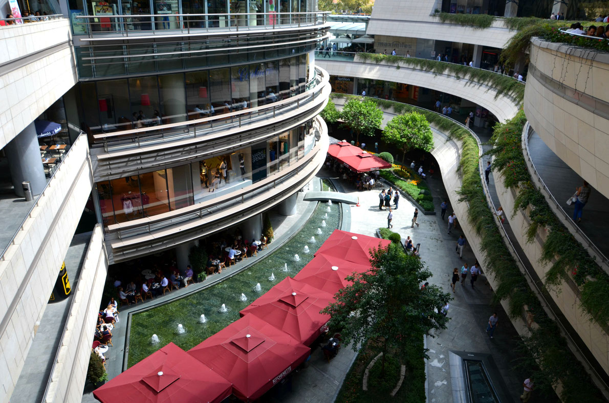 Best shopping centers in Europe -Kanyon in Istanbul - Copyright berna namoglu  - European Best Destinations
