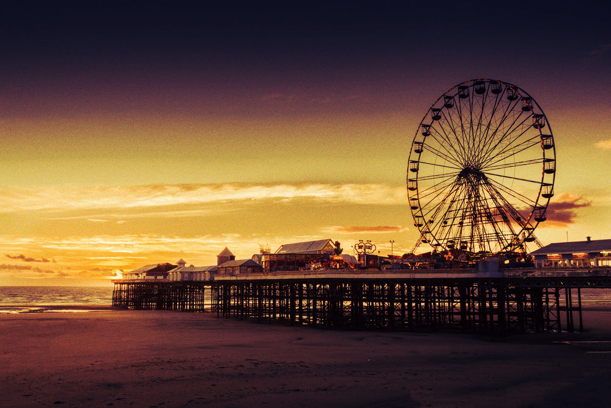 Blackpool - Best destinations for Halloween in Europe - Copyright Paul Daniels