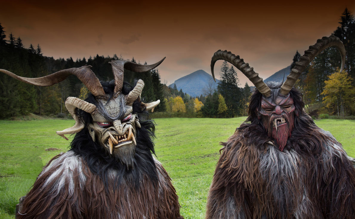 Krampusnacht - Strangest events in Europe -  European Best Destinations Copyright Budimir Jevtic
