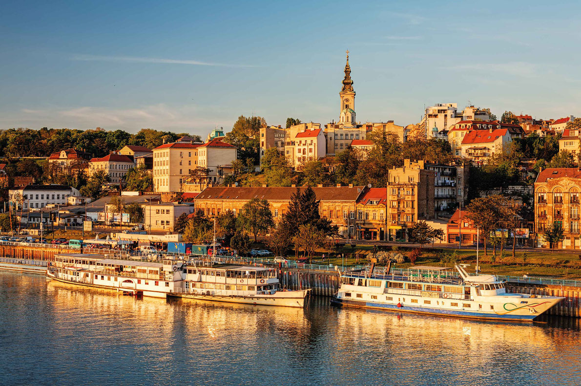 Belgrade - Best Erasmus destinations in Europe - Copyright Vladimir Nenezic - European Best destinations