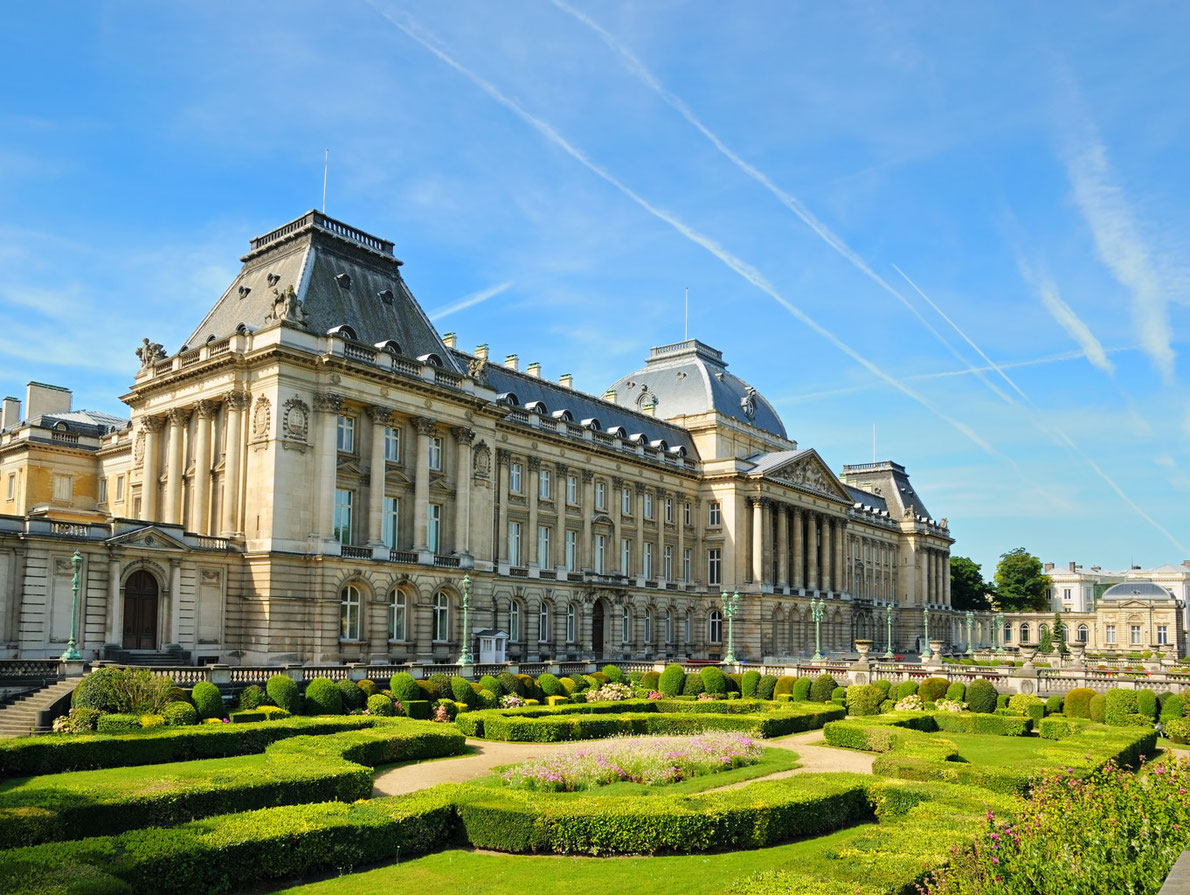 Royal Palaces Europe - Royal Palace of Brussels Copyright skyfish - European Best Destinations