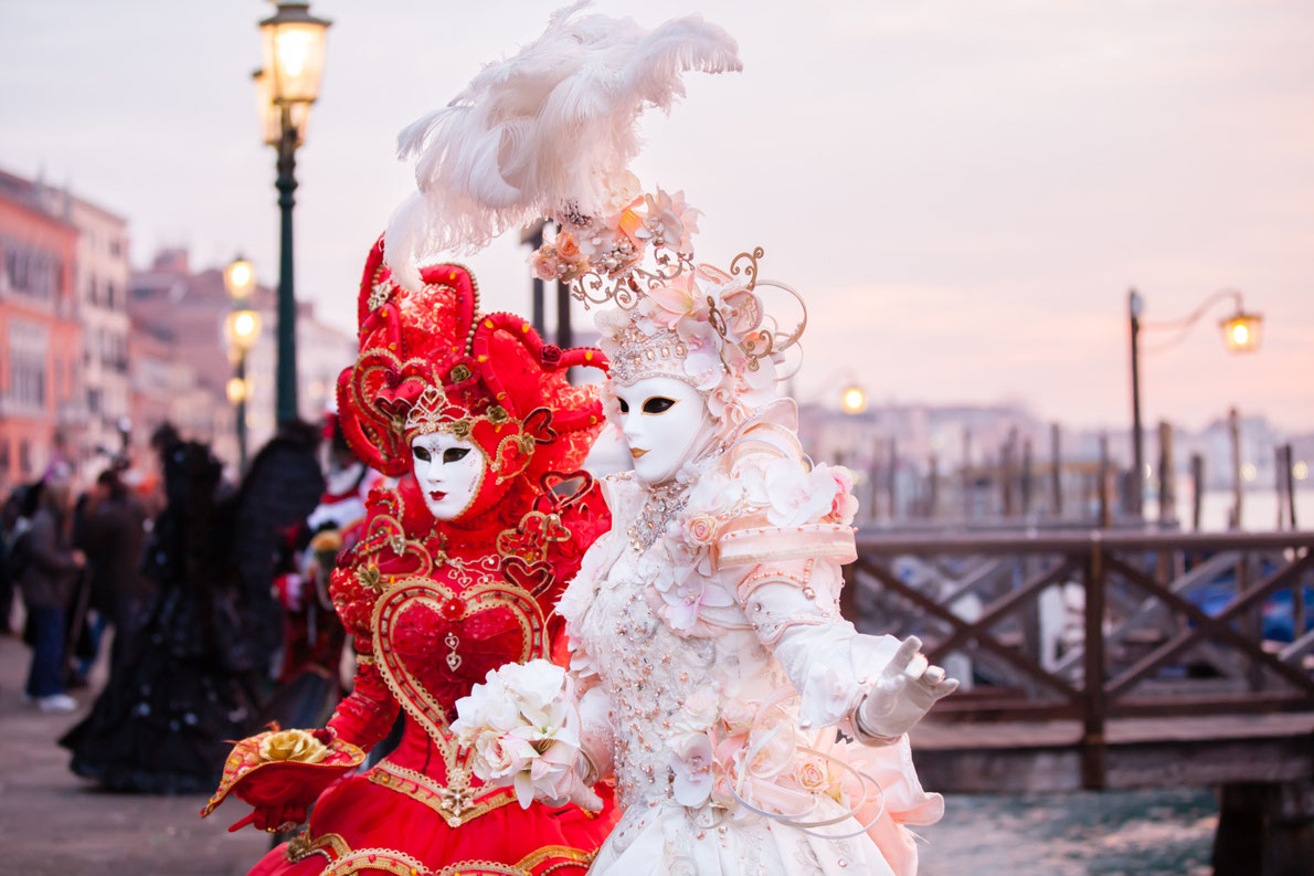 Best Trendy events in Europe - Carnival of Venice Copyright Deborah Kolb - European Best Destinations