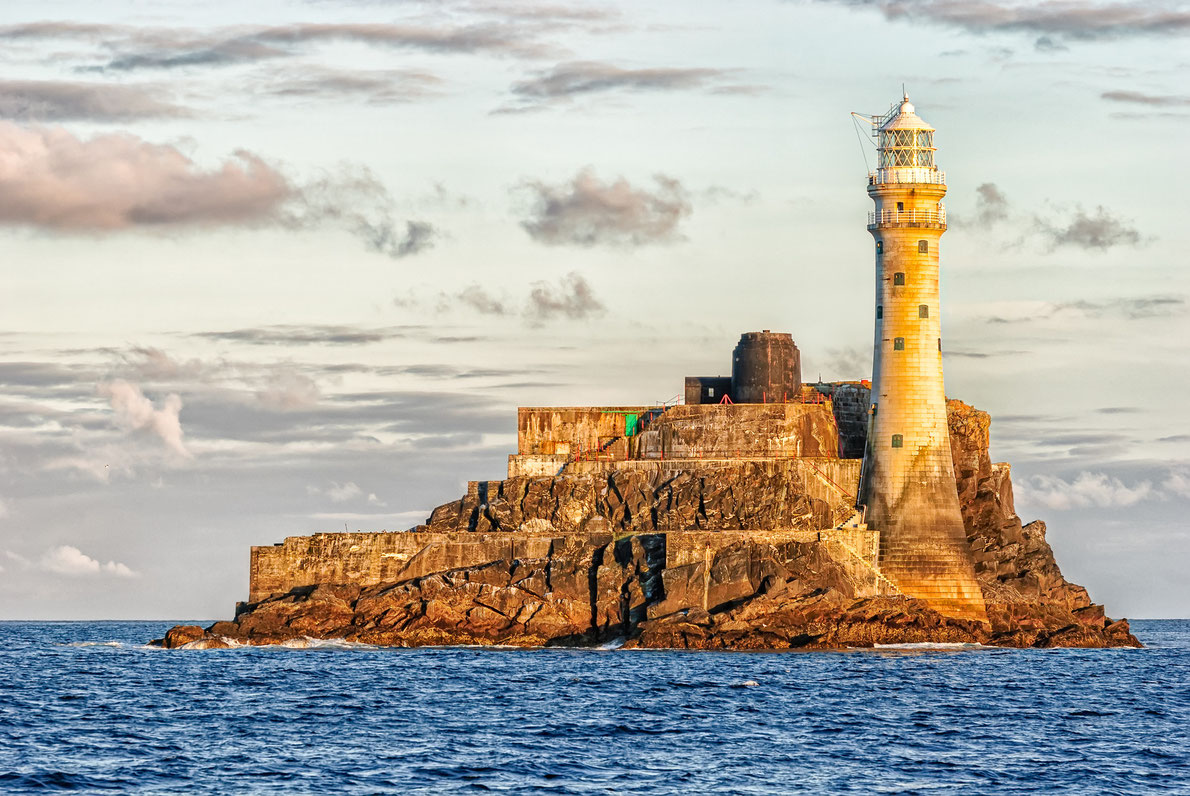 Fastnet Rock Ireland - Best lighthouses in Europe