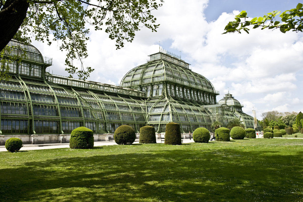 Botanical Garden Berlin - Best Green Houses in Europe - European Best Destinations Copyright FeyginFoto