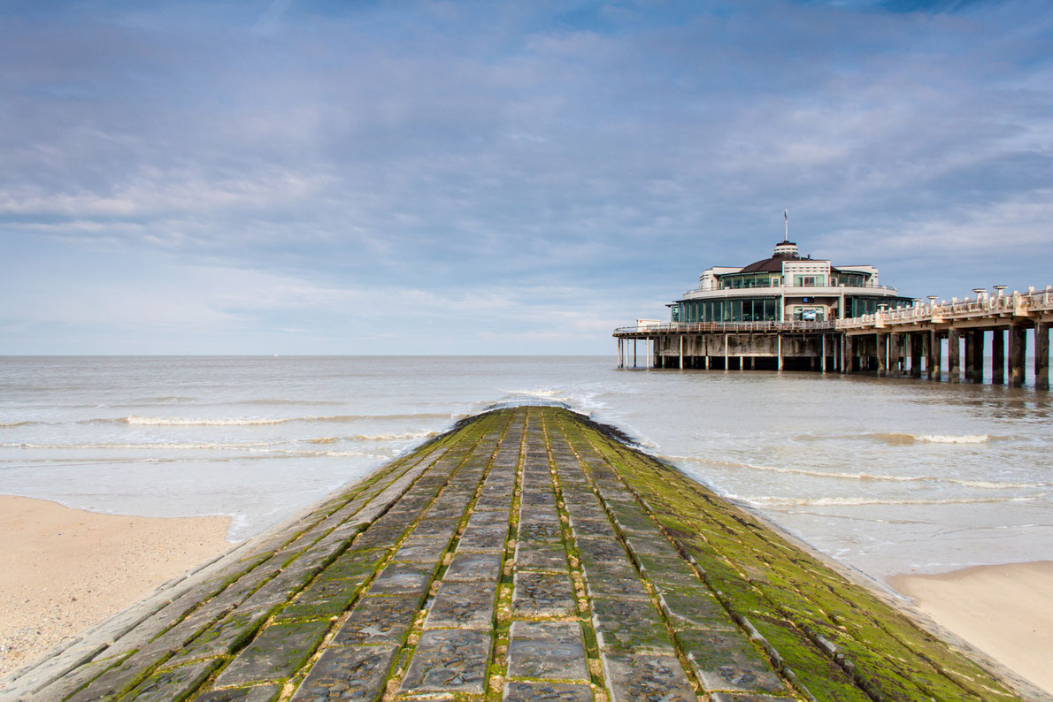Best piers in Europe - Blankenberge Pier - Copyright SpaceKris - European Best Destinations