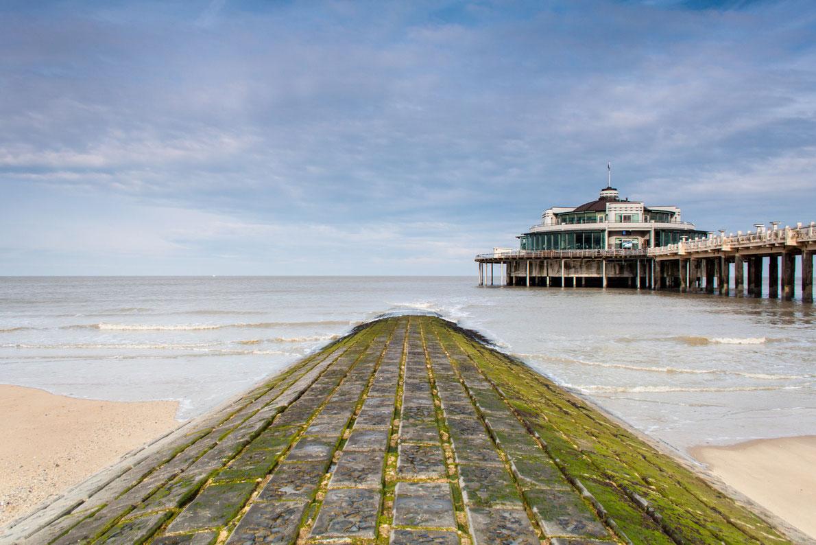 Best piers in Europe - Blankenberge Pier - Copyright SpaceKris - European Best Destinations