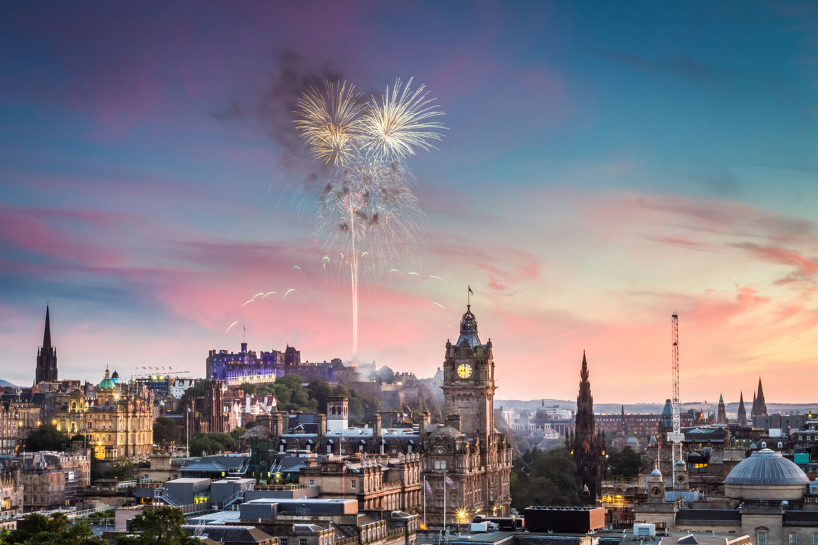 Hogmanay - Strangest events in Europe - Copyright Shaiith -  European Best Destinations