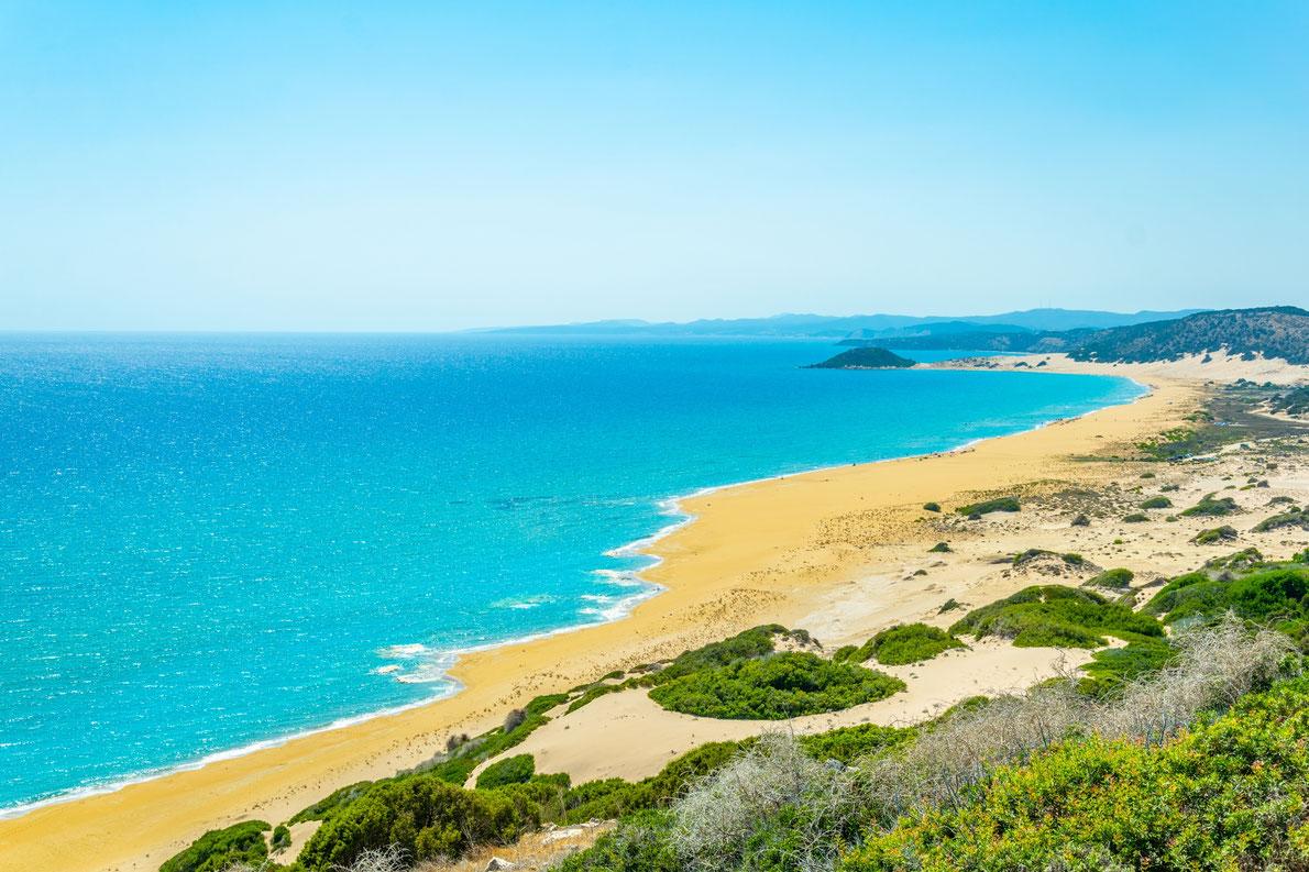 Safest beaches in Europe - GOlden Beach Cyprus - European Best Destinations