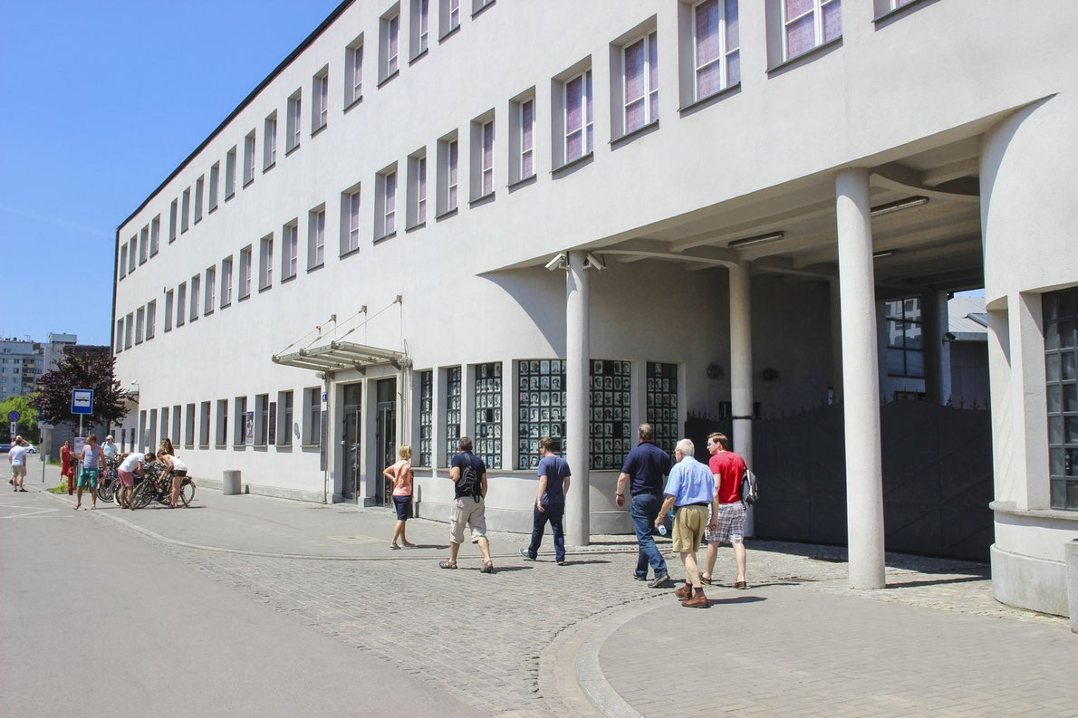 World war II destinations in Europe - Oskar Schindler Factory - Copyright  Agnes Kantaruk