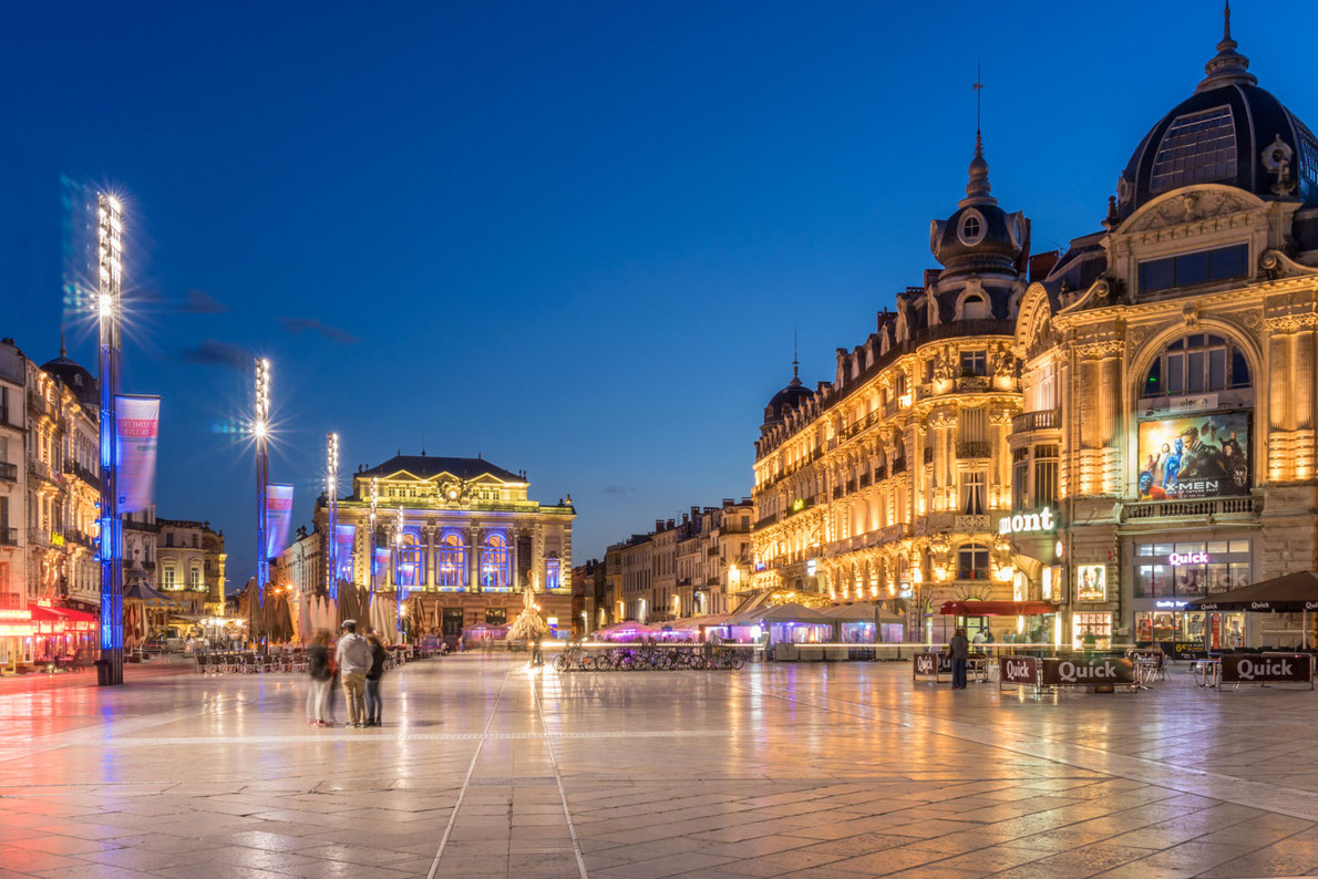 Montpellier-best-romantic-destinations-in-europe