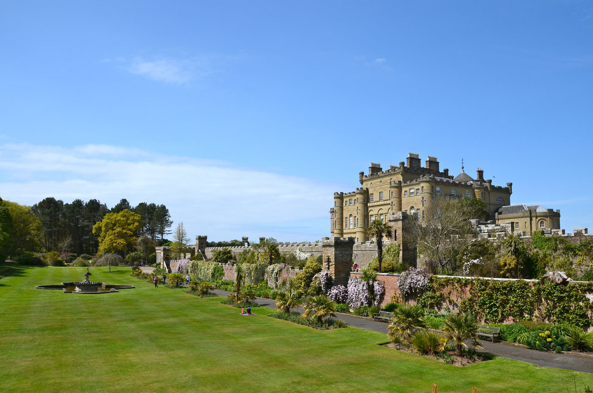 Culzean Castle Scotland - Best Castles in Europe