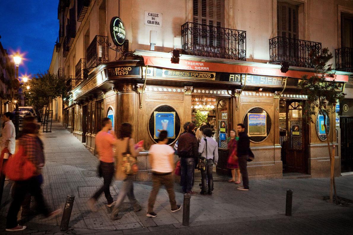 Madrid European Best Destinations - Copyright Moyan Brenn