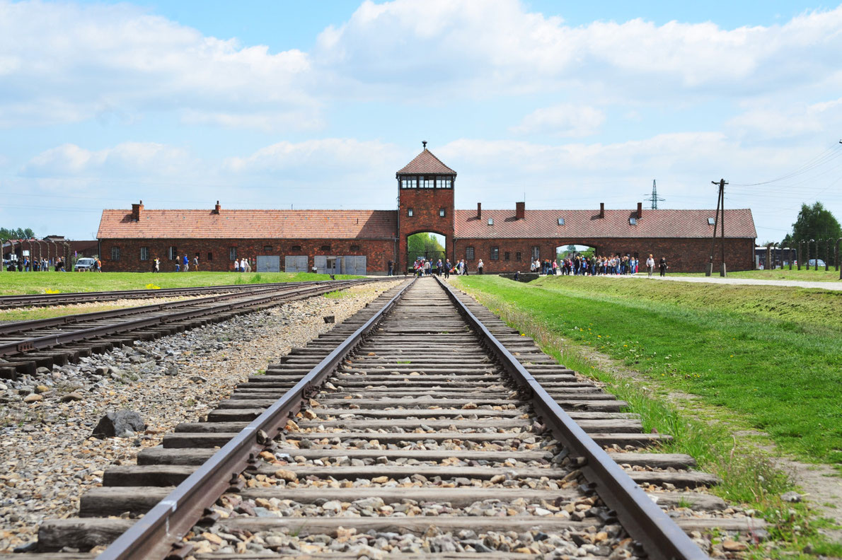 World war II destinations in Europe - Auschwitz- Copyright  Manczurov