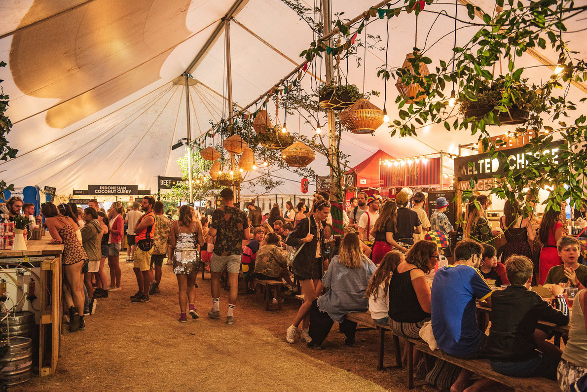 Bestival Festival -  Top summer music festivals