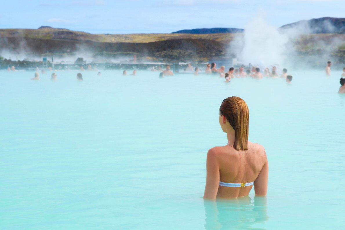 Best thermal destinations in Europe - Blue Lagoon in Iceland- Copyright Alla Laurent -  European Best Destinations