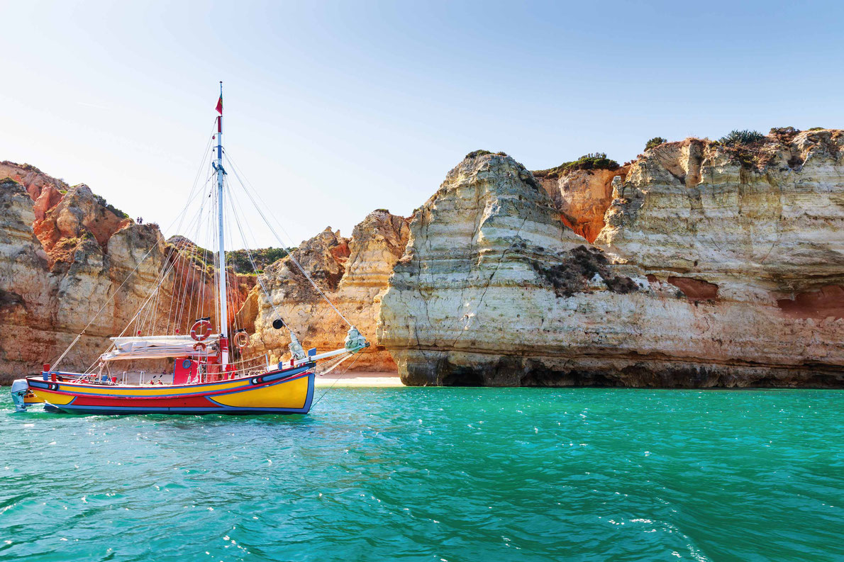 Algarve  - Best Family destinations in Europe - Copyright  Nomad_Soul  - European Best Destinations