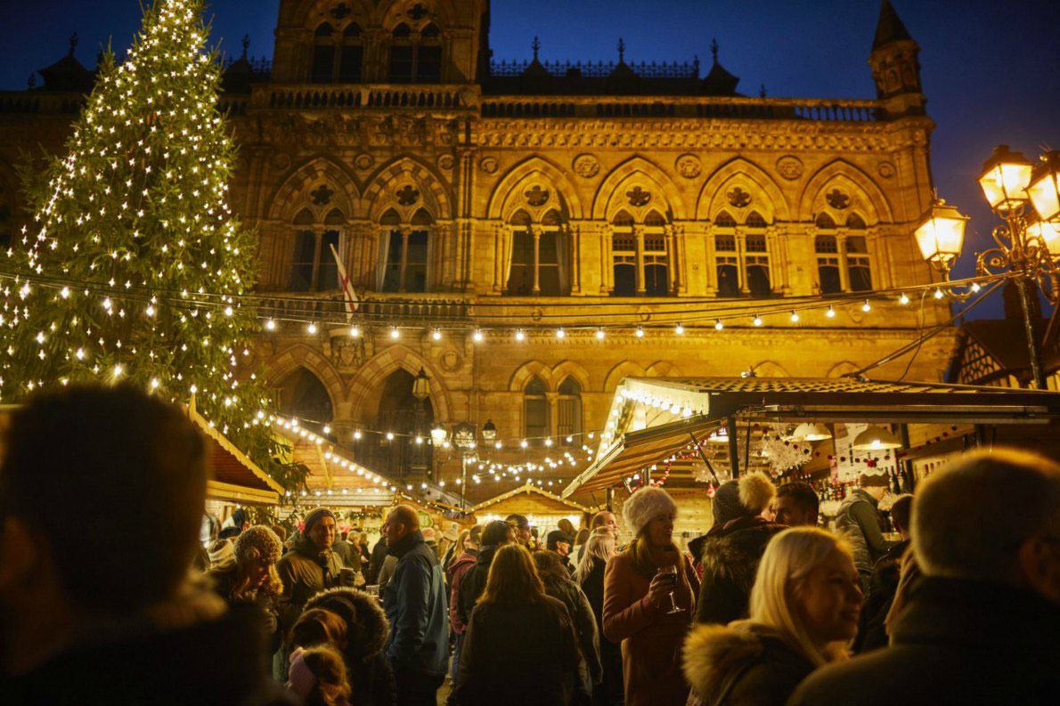 Best Christmas Markets The Uk For 2019 Europe S Best
