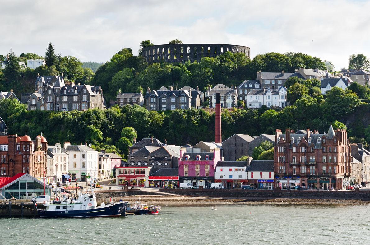 Best hidden gems in Scotland - Oban - West Scotland - Copyright  Joost van Uffelen  - European Best Destinations