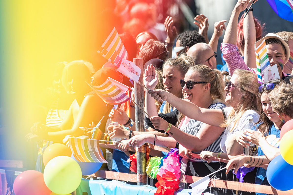 Best Gay Prides  in Europe - Copyright Stefan Holm - Stockholm Gay Pride - European Best Destinations