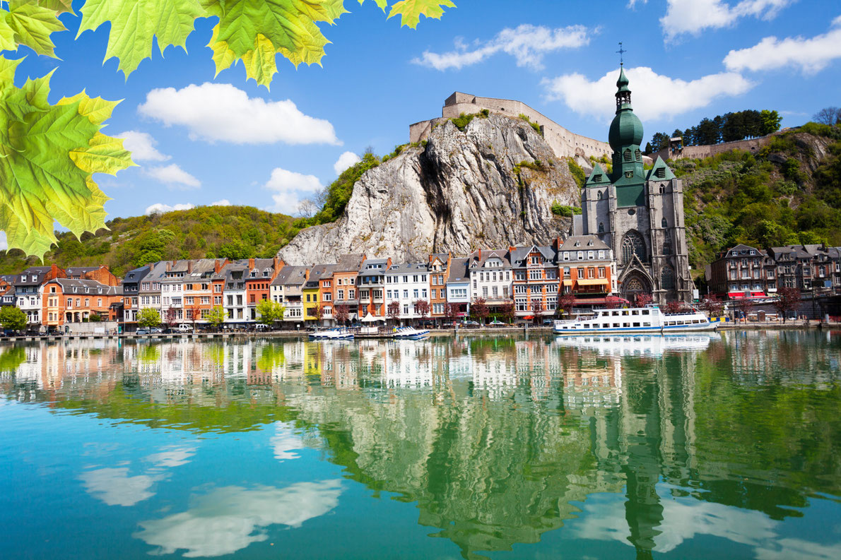 Dinant - Best hidden gems in Europe - European Best destinations - Copyright Sergey Novikov