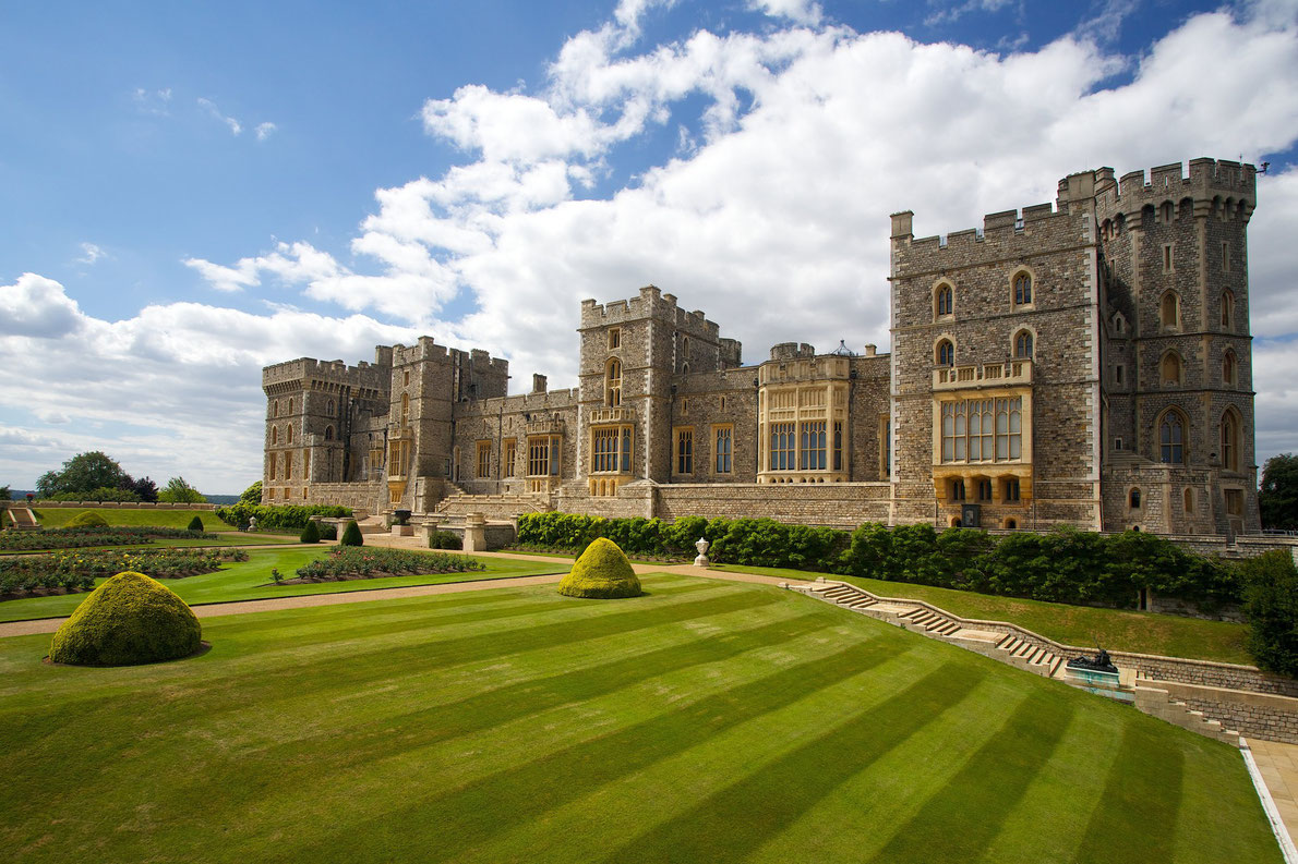 Windsor Castle - Best castles in Europe