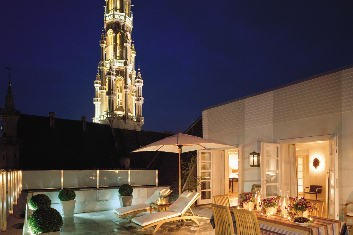 Hotel Amigo Brussels - Best Hotel Suites in Europe