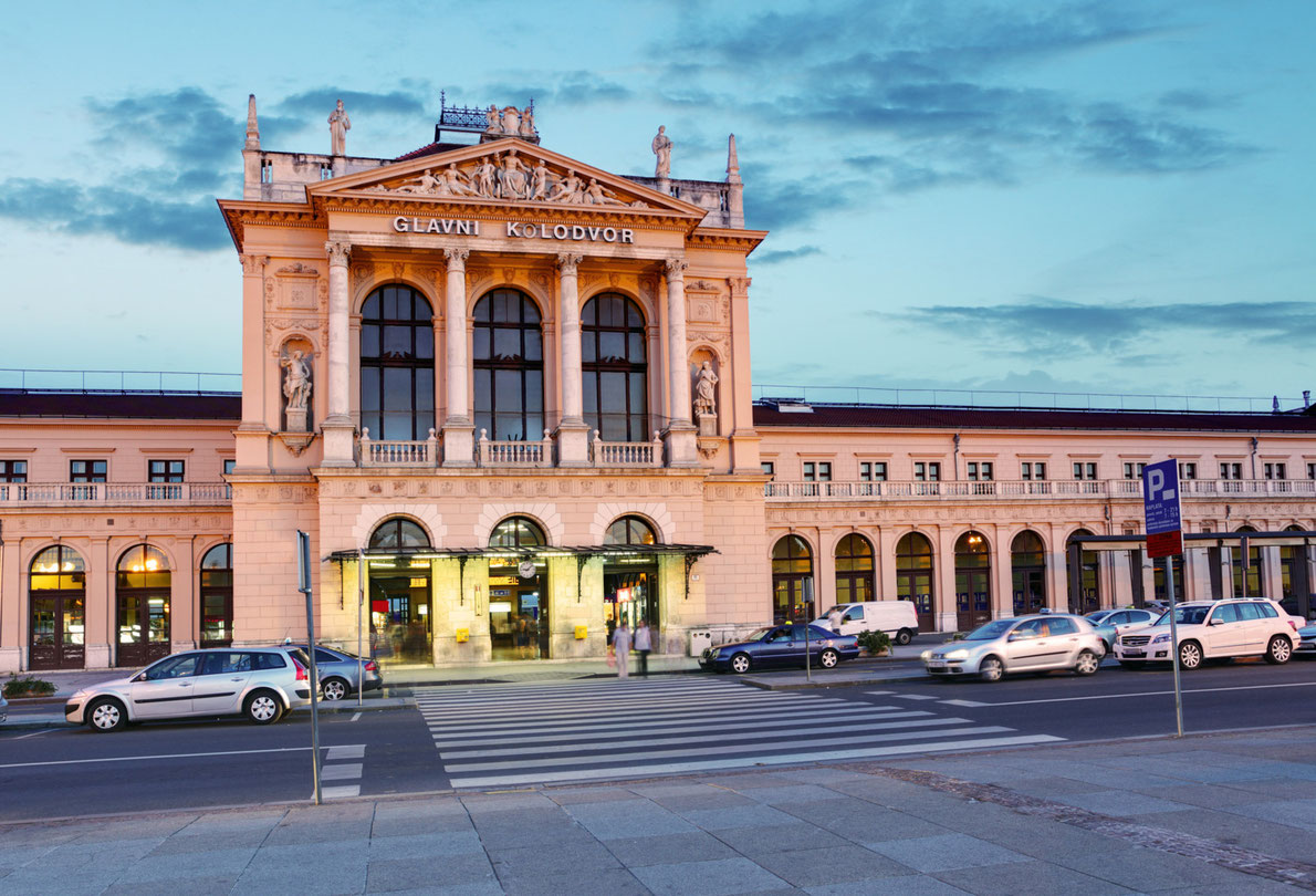Best railway stations in Europe - Zagreb Central Station Copyright  TTstudio  - European Best Destinations