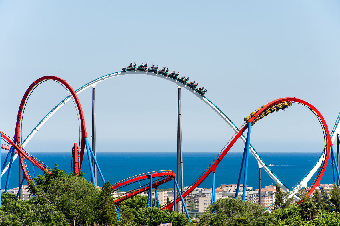 PortAventura park - Best amusement parks in Europe