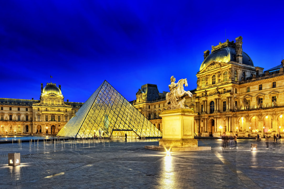 Best Museums in Europe - Le Louvre Copyright Brian Kinney - European Best Destinations