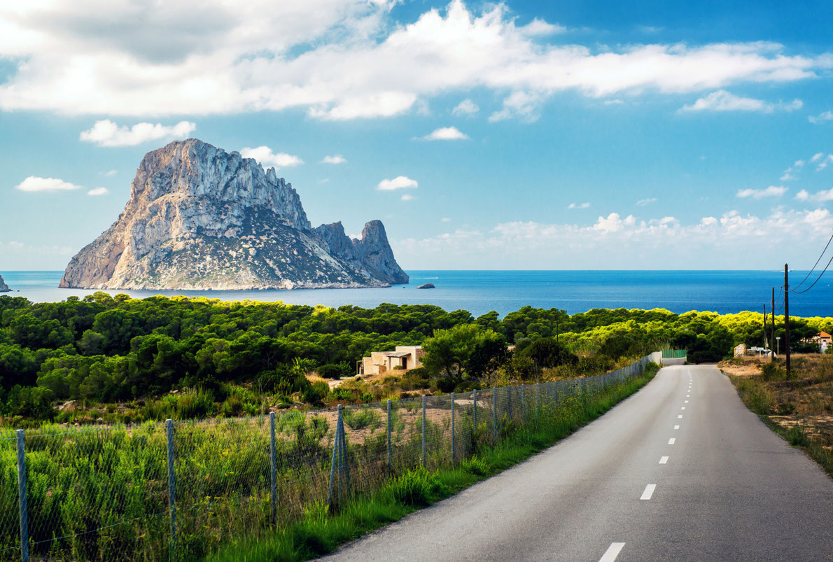 Best Roadtrips in Europe - Ibiza - Copyright Alexander Tihonov - European Best Destinations