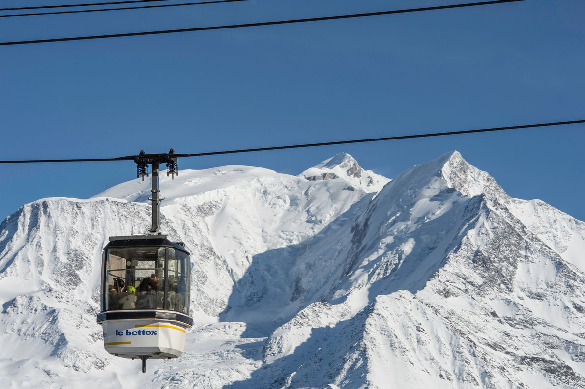 Saint-Gervais Mont-Blanc European Best Ski Resorts - Copyright Saint-Gervais Mont-Blanc tourisme
