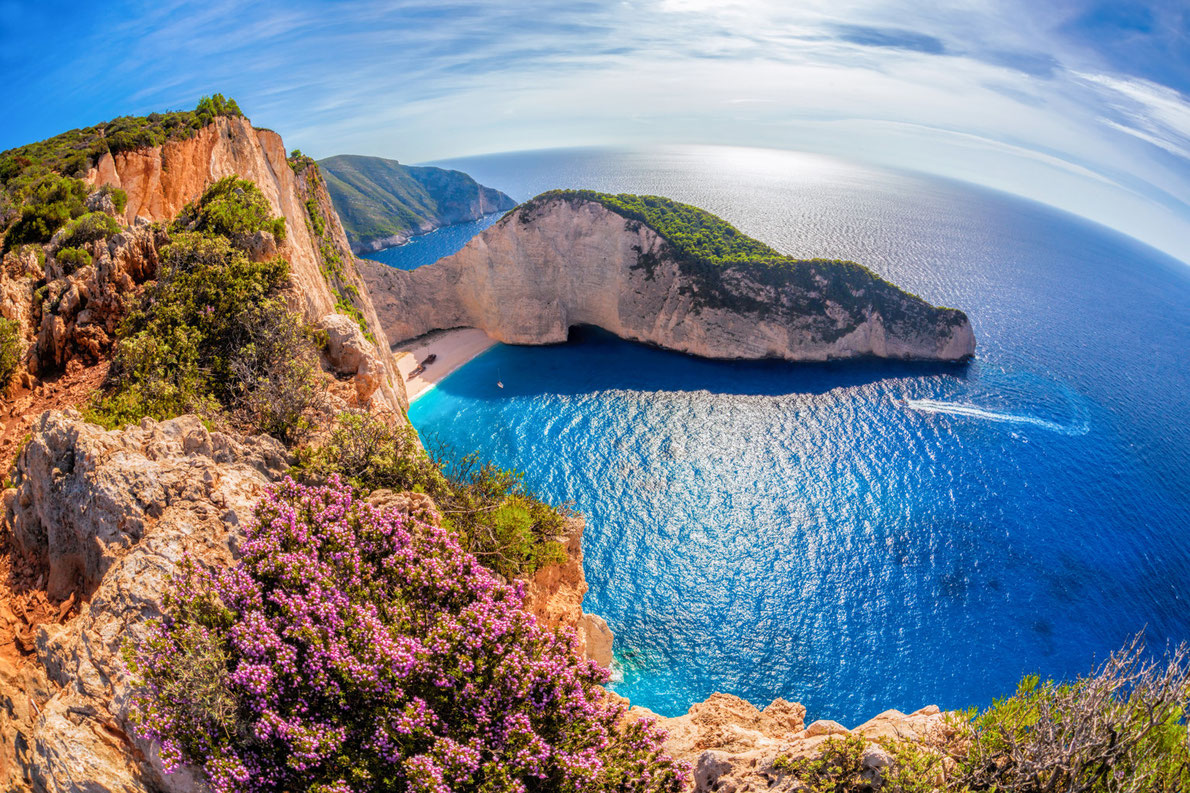 Zakynthos Copyright Stu Mowbray - Best blue water destinations in Europe - European Best Destinations - Copyright Samot