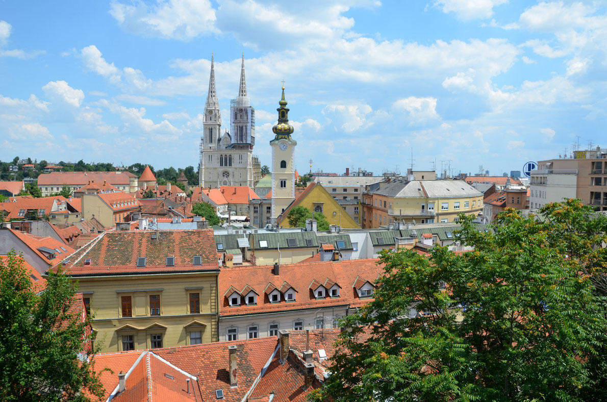 Zagreb - Copyright European Best Destinations